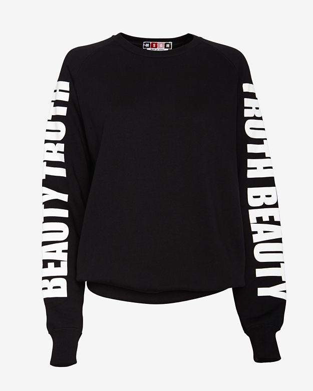 MSGM Truth/Beauty Sweatshirt