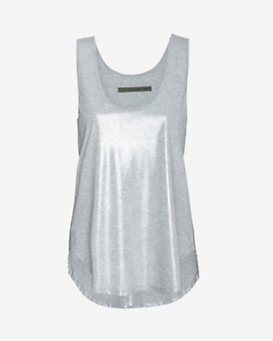 Enza Costa EXCLUSIVE Coated Hologram Tank