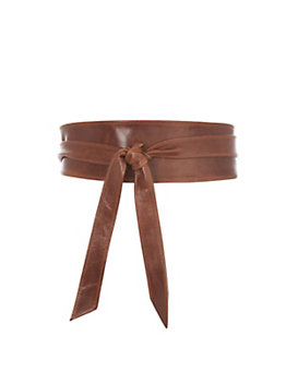 Brave Obi Wrap Leather Belt