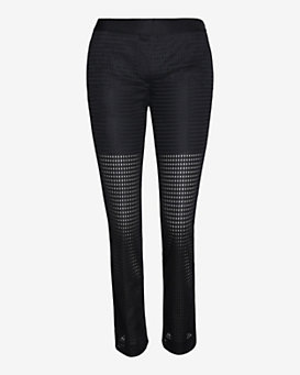 Neil Barrett Tube Fit Mix Trouser