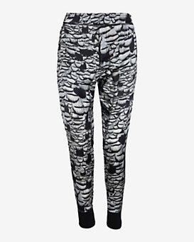 Neil Barrett Feather Print Track Pant