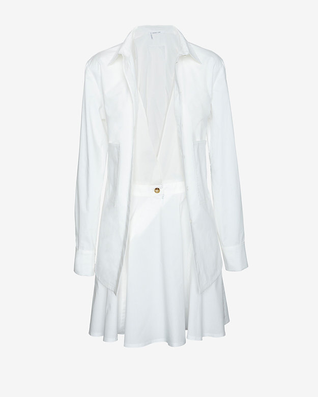 10 Crosby Derek Lam Cotton Shirt Dress