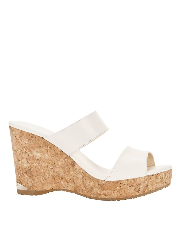 JIMMY CHOO Parker Wedge Sandals