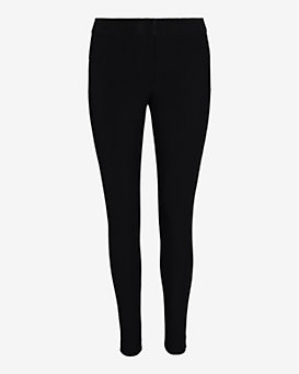 Veronica Beard Black Legging Pant