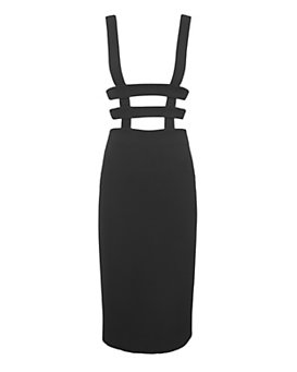 Cushnie Et Ochs Suspender Pencil Skirt