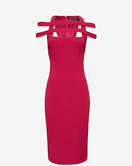 Cushnie Et Ochs Power Stretch Dress