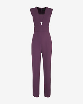 Cushnie Et Ochs Cut Out Side Jumper
