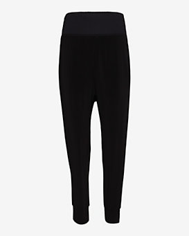 Neil Barrett Diamond Waist Track Pant