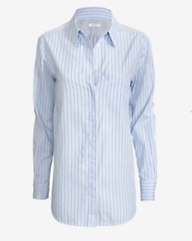 Equipment Morisson Striped Button-Down Shirt