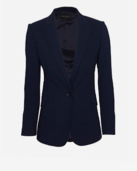 Equipment Anais Single Button Blazer