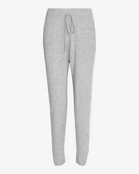 Derek Lam 10 Crosby Cashmere Sweatpants: Grey
