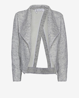 Derek Lam 10 Crosby Cut Out Cropped Blazer