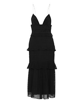 Cushnie Et Ochs Sofia Eyelet Dress