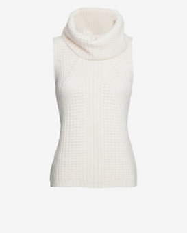 Exclusive For Intermix Sleeveless Turteneck