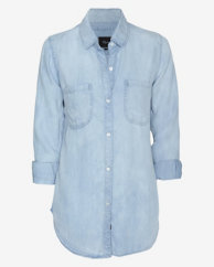 Rails EXCLUSIVE Antique Wash Denim Shirt
