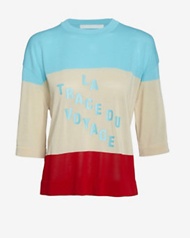 Surreal But Nice EXCLUSIVE Voyage Graphic Crop Jersey
