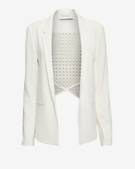 Derek Lam 10 Crosby EXCLUSIVE Hatch Back Blazer
