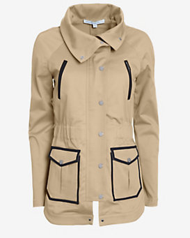 Veronica Beard EXCLUSIVE Two Pocket Military Jacket