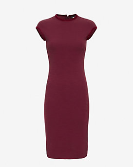 DSQUARED2 Wool Jersey Dress