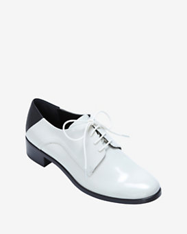 See By Chloe Two Tone Oxfords