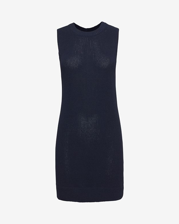 Brochu Walker Ribbed Tunic Dress