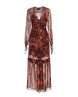 Exclusive for Intermix Isidora Printed Maxi Dress