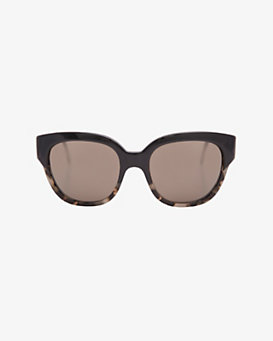 Stella McCartney Half Tortoise Sunglasses