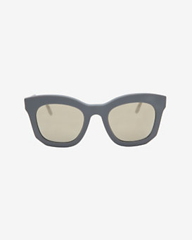 Stella McCartney Mirrored Lense Sunglasses