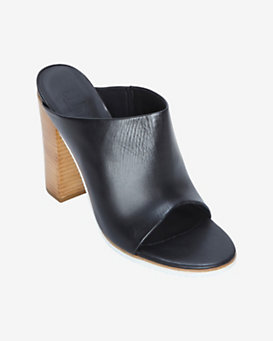 Tibi Bee Mule: Black