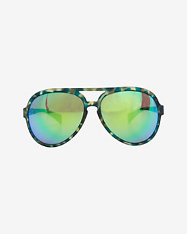Italia Independent I-Sport Aviator Sunglasses