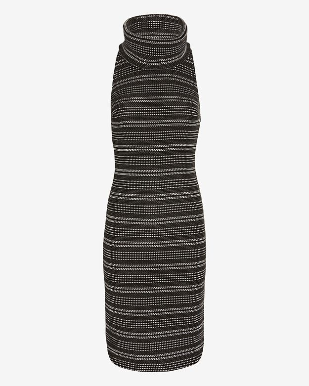 Exclusive for Intermix Sleeveless Knit Dress