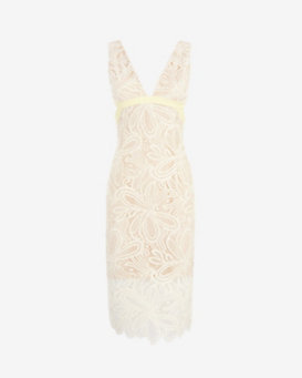 Exclusive for Intermix Briana Lace Dress