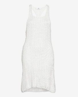 Mikoh Crochet Tank Dress