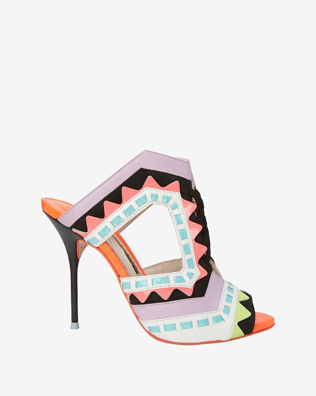 Sophia Webster Riko High Heel Mule Sandal