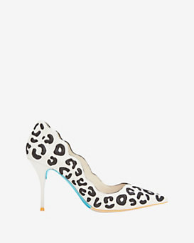 Sophia Webster Izzy Leopard Pump