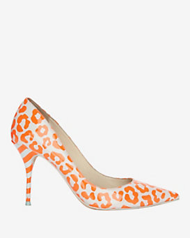 Sophia Webster Lola Leopard Pump