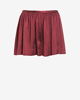 Thakoon Polka Dot Shorts