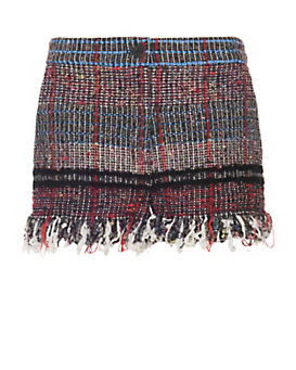 Thakoon EXCLUSIVE Tweed Shorts
