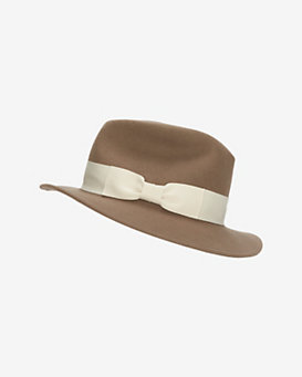 Hat Attack Merci Wool Felt Fedora
