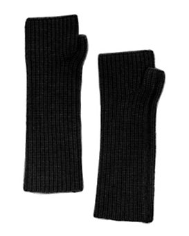 Exclusive for Intermix Fingerless Cashmere Gloves