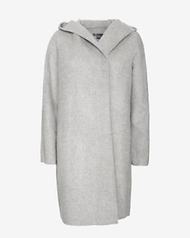 Vince Double Faced Wool Coat