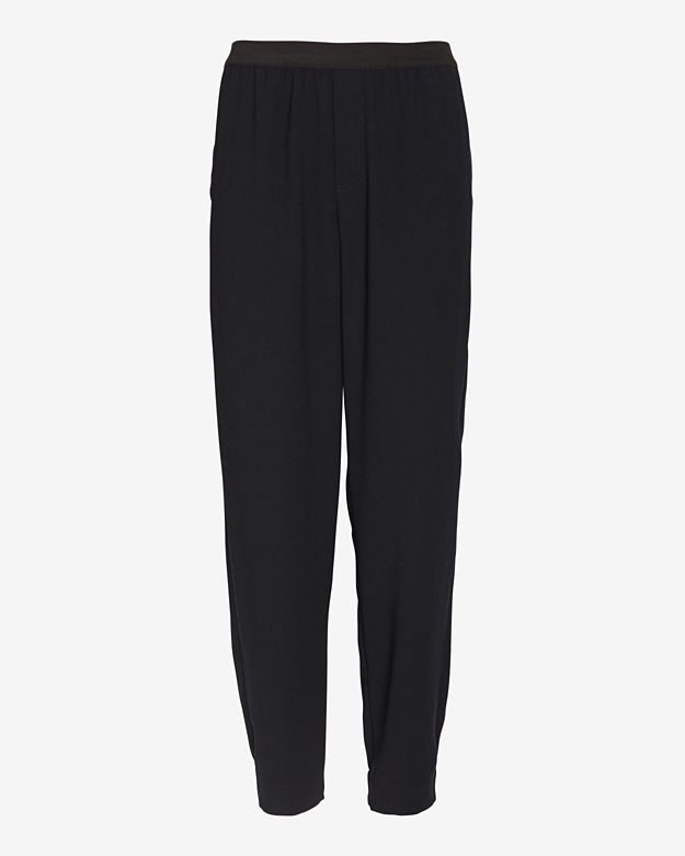 Vince Relaxed Fit Pant: Navy