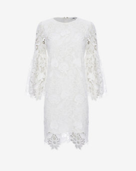 Alexis EXCLUSIVE Bell Sleeve Lace Dress