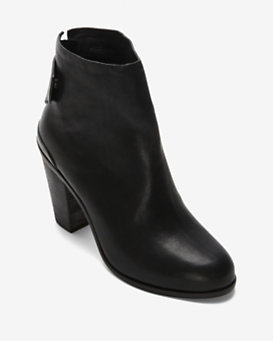 rag & bone Leather Ankle Kerr Booties