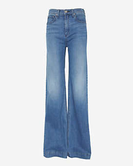 rag & bone/JEAN EXCLUSIVE Justine High Rise Bell