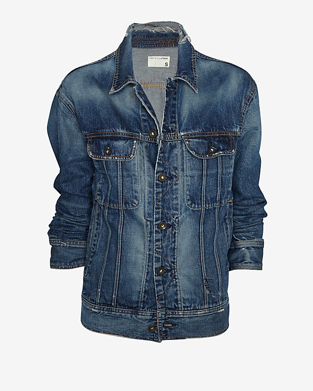 rag & bone/JEAN Monteray BF Jean Jacket