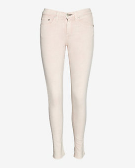 rag & bone/JEAN EXCLUSIVE Acid Wash Skinny: Blush