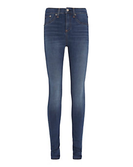 rag & bone/JEAN Houston 10 Inch Skinny