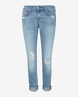 rag & bone/JEAN EXCLUSIVE Sunset Dre With Holes