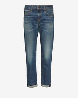 rag & bone/JEAN EXCLUSIVE Gia Dre Slim Slouch Denim